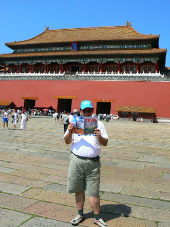 Beijing travel: visit the Forbidden City