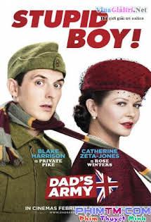 Tình Báo Mật Danh - Dad's Army