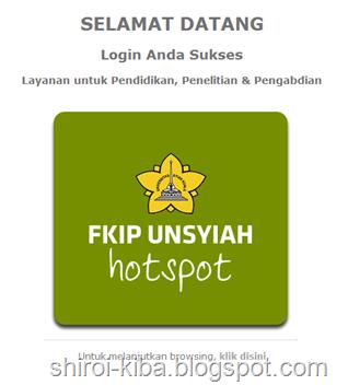 Cara mendapatkan akun hotspot wifi FKIP Unsyiah (2)
