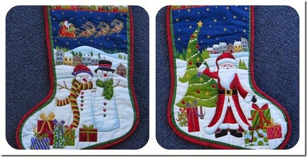 Andreenas stockingRibbet collage
