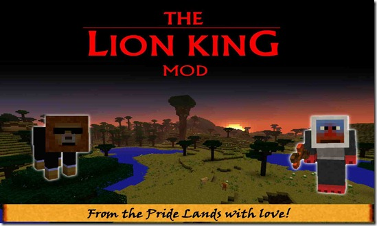 The-Lion-King-Minecraft-logo