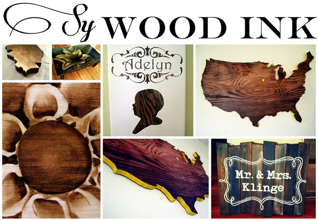 New Etsy Shop by Sawdust and Embryos SyWoodInk!!!