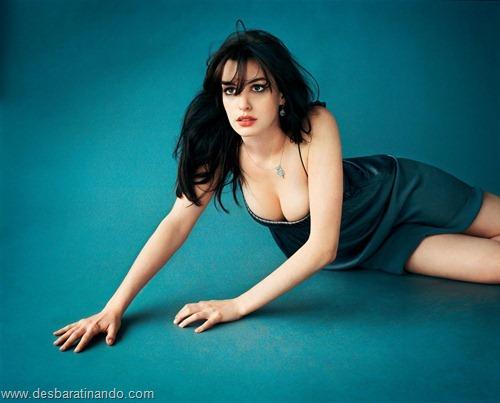 anne hathaway linda sensual sexy desbaratinando  (36)