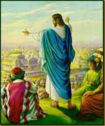 ANTE JERUSALEN JESUS