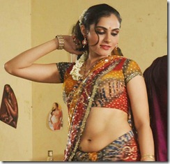 Andrea Jeremiah Hot Spicy Saree Pics