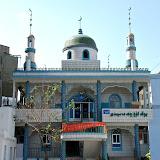 Urumqi - Architecture sino-islamique
