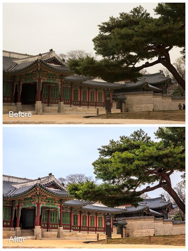 Gyeongbokgung Building