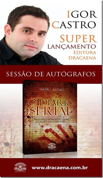 O Diario Serial - Banner