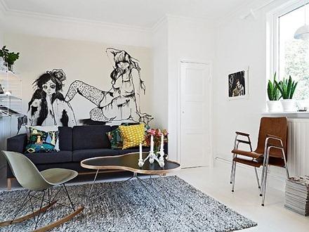 Fin lägenhet, Stadshem via Homedit 1