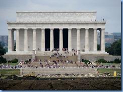 1422 Washington, DC - Lincoln Memorial from WWll Memorial