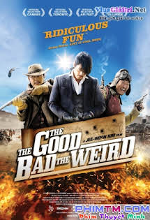 Thiện Ác Quái - The Good, the Bad, the Weird Tập 1080p Full HD