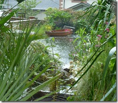 pond framed