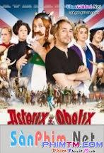 Astérix and Obélix: Giải Cứu Nước Anh