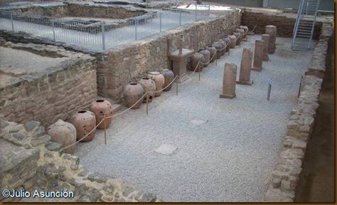 Villa de las Musas - Bodega romana