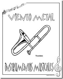 trombon jugarycolorear 1 1