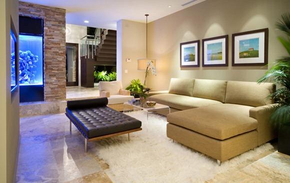 15 combinaciones de colores para decorar tu sala idecorar for Combinacion de colores para sala