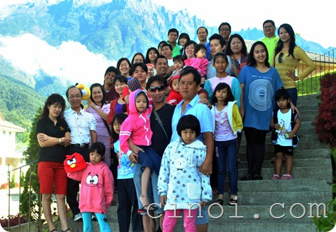 Family Day Dreamworld Kundasang 09