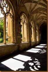Toledo, cloister, San Juan los Reyes2