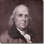 Picture of Ben Franklin