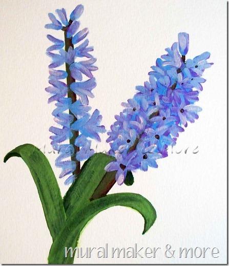 paint Hyacinths12