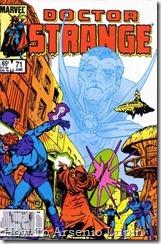 P00073 - Dr Extraño 71 por Thanos y Vi #68
