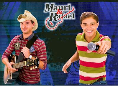 Mauri e Rafael 2011
