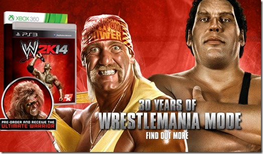 30 Years of Wrestlemania mode