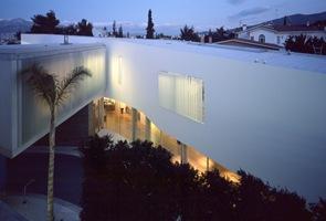 Arquitectura contemporanea Casa Psychiko