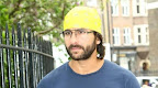 Saif Ali Khan In London For Go Goa Gone Press Conference