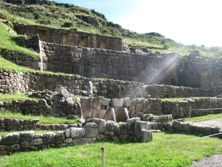 Imagini Peru: Tambomachay