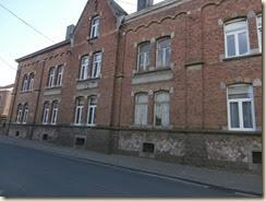 Elch (Othée), rue Englebert Lescrenier: de voormalige rijkswachtkazerne
