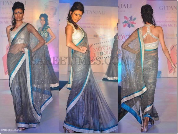 Manali_Jagtap_Grey_Saree