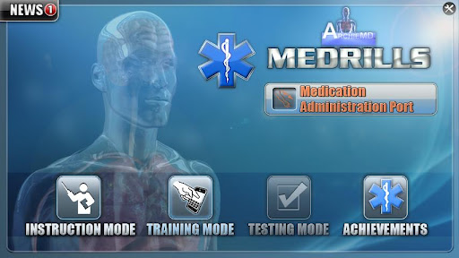 Medrills: Medication Port