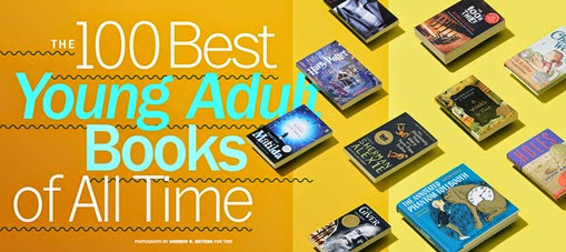 100 best YA books of all time