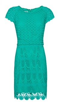 Lace Edge dress3