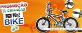 promocao criancas kids bike Nicoboco