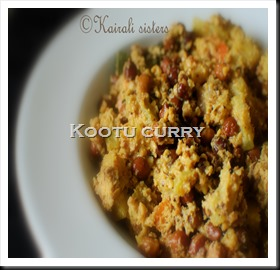 Kootu curry