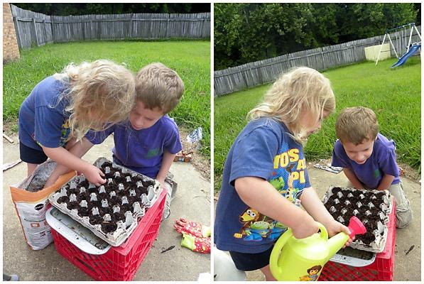 egg carton veggies 8 - life as their mom