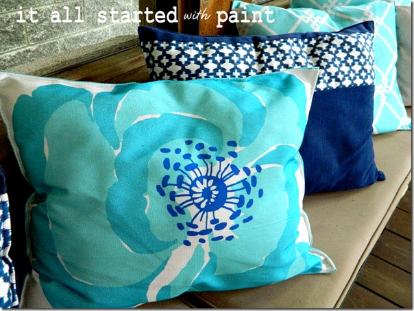placemat_pillows_turquoise_and_royal_blue