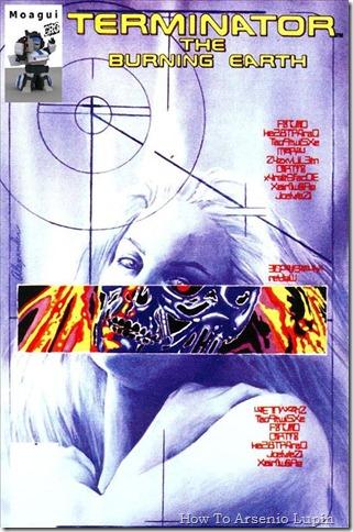 P00001 - Terminator Tierra en llam