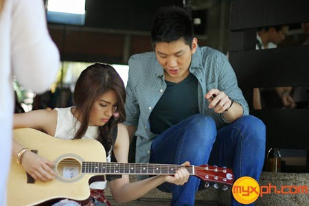 Jeron Teng and Jane Oineza