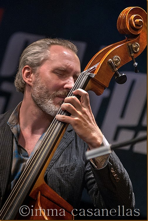 Reid Anderson, Terrassa 2014