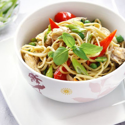 Tasty Chicken Noodles