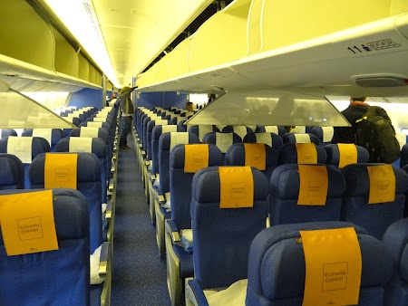 KLM Economy Comfort Class