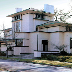 17.- F. Lloyd Wright. Casa para William Frycke