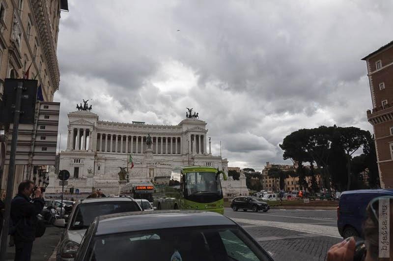 Рим. Италия. Круиз. Коста Конкордия. Rome. Italy. Costa Concordia. 2011. February. Март.