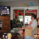 playing call of duty in Collingwood, Ontario, Canada