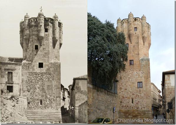 torre del clavero salamanca 1839 - charrilandia 2013