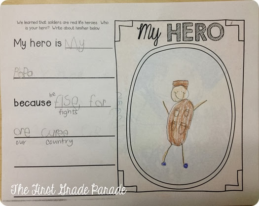 My real life hero essay