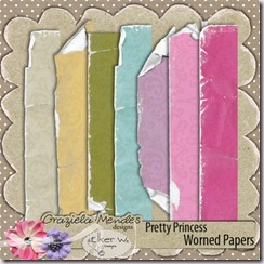 elkerw-gmendes_pretty_princess_worned_papers